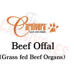 Carnivora Beef Offal