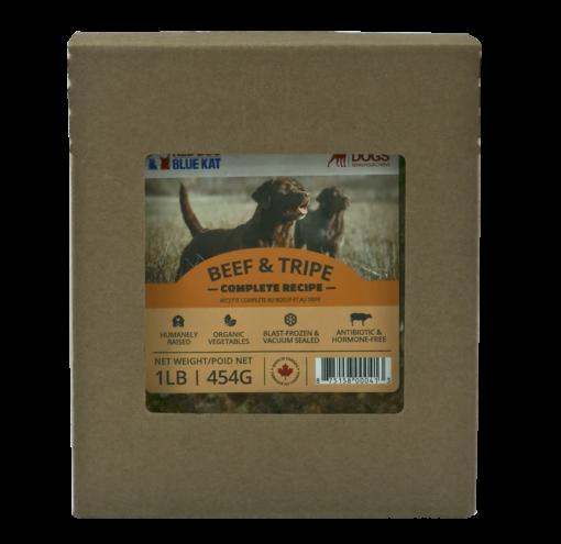Red Dog Blue Kat Beef & Tripe Complete