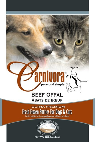 Carnivora Grass-Fed Beef Organs