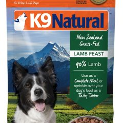 K9 Natural Freeze Dried Lamb