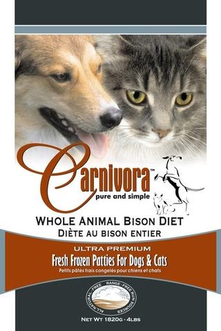 Carnivora Bison Diet