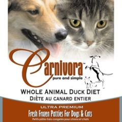 Carnivora Duck Diet