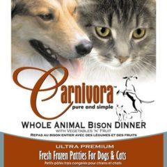 Carnivora Bison Dinner