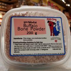 Buffalo Bone Powder Red Dog Blue Kat
