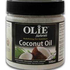 Olie Naturals Coconut Oil
