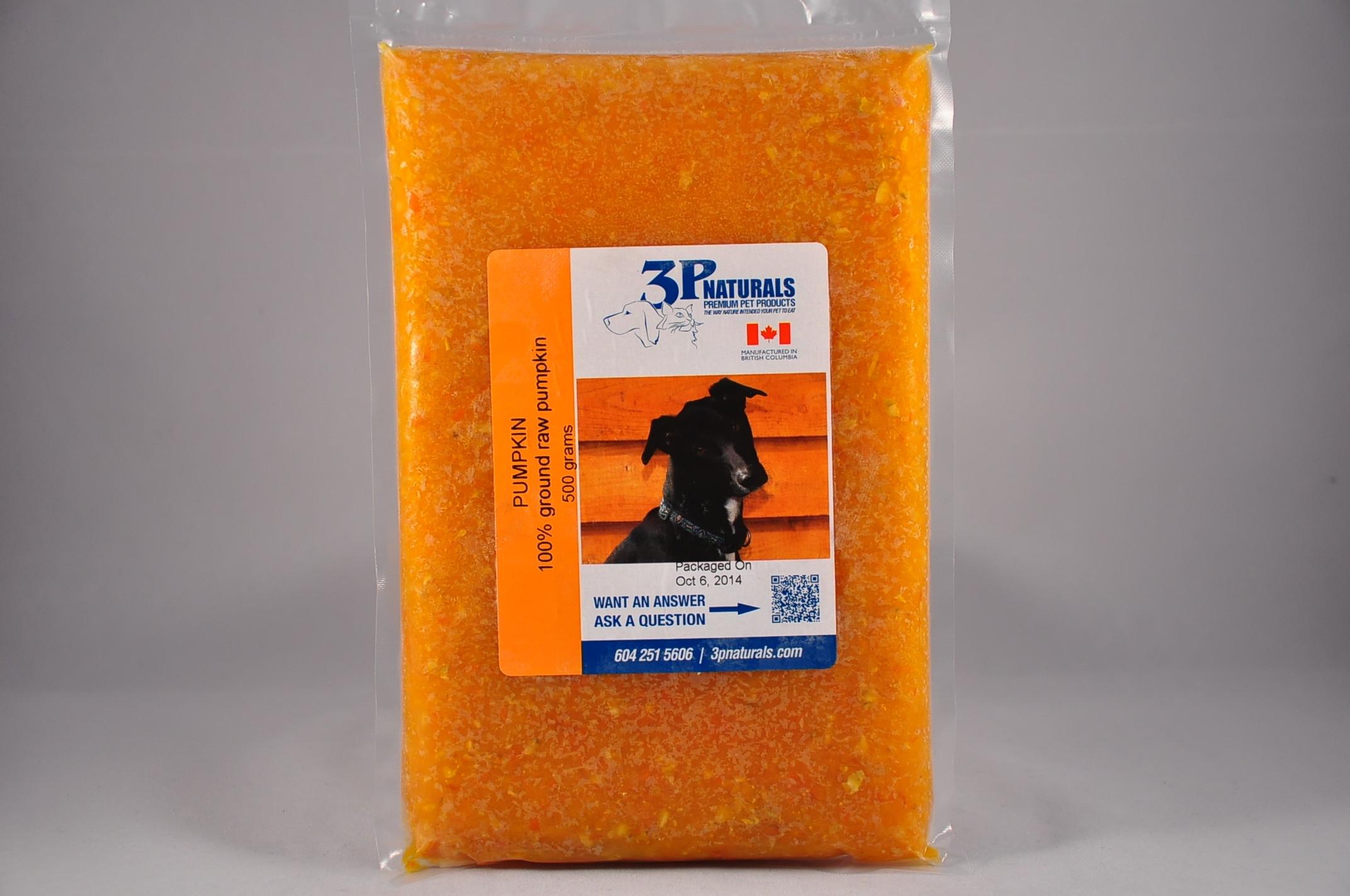 Raw Pumpkin Tummy Tonic By 3p Naturals 500g True
