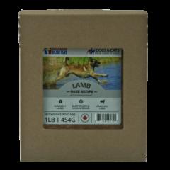 Red Dog Blue Kat Lamb Base