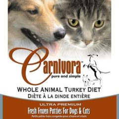 Carnivora Turkey Diet | $4.39/lb