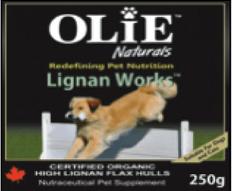 Lignan Works By Olie Naturals
