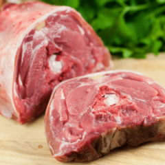 Meaty Lamb Neck Slices