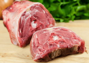 Meaty Lamb Neck Slices