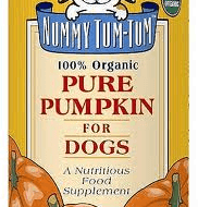 Organic Canned Pumpkin