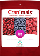 Cranimals Very Berry