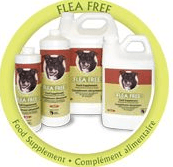 FleeZeez - Flea Free Food Supplement