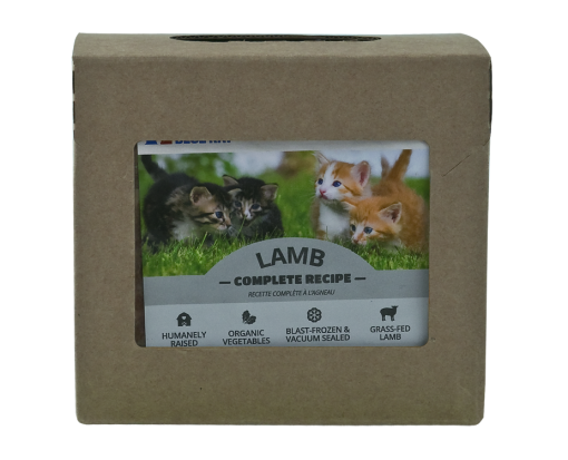 RDBK Lamb Complete for Cats