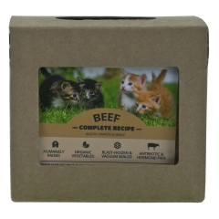 Red Dog Blue Kat Beef - Cat Formula