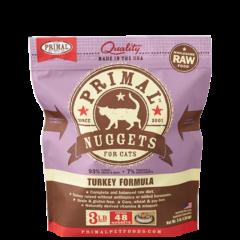 Primal Feline Raw Turkey