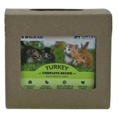 Red Dog Blue Kat Turkey - Cat Formula |