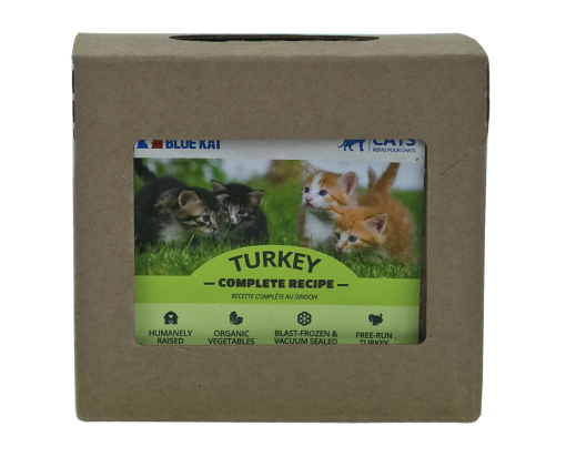 RDBK Turkey Complete for Cats