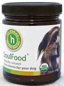 Dr. Dobias Soul Food Supplement for Dogs