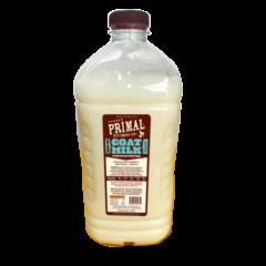 Primal Raw Goat's Milk