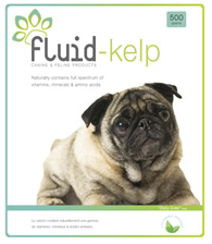 Kelp Supplements for Dogs Fluid