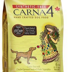 Carna 4 Duck - Synthetic Free Dry Dog Food