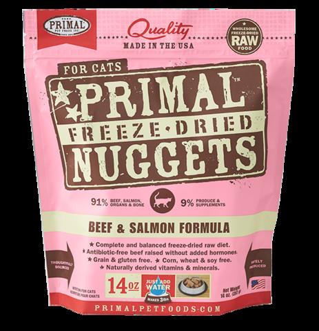 Primal Feline Freeze Dried Beef
