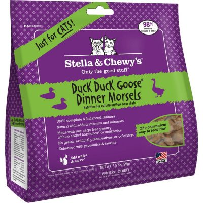 Stella & Chewy's Freeze Dried Duck and Goose