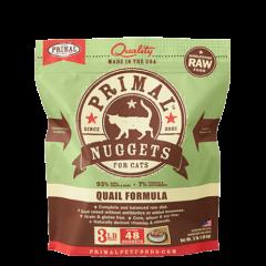 Primal Feline Raw Quail Formula