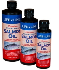 Lifeline Wild Alaskan Salmon Oil