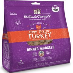 Stella & Chewys Freeze Dried Turkey