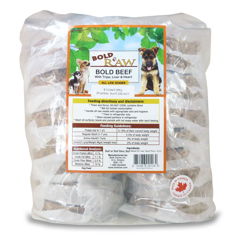 Feeding Your Dog A Natural Diet