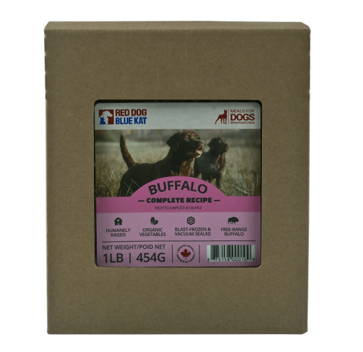 RDBK Buffalo Complete for Dogs