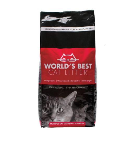 Worlds Best Multi Cat Litter