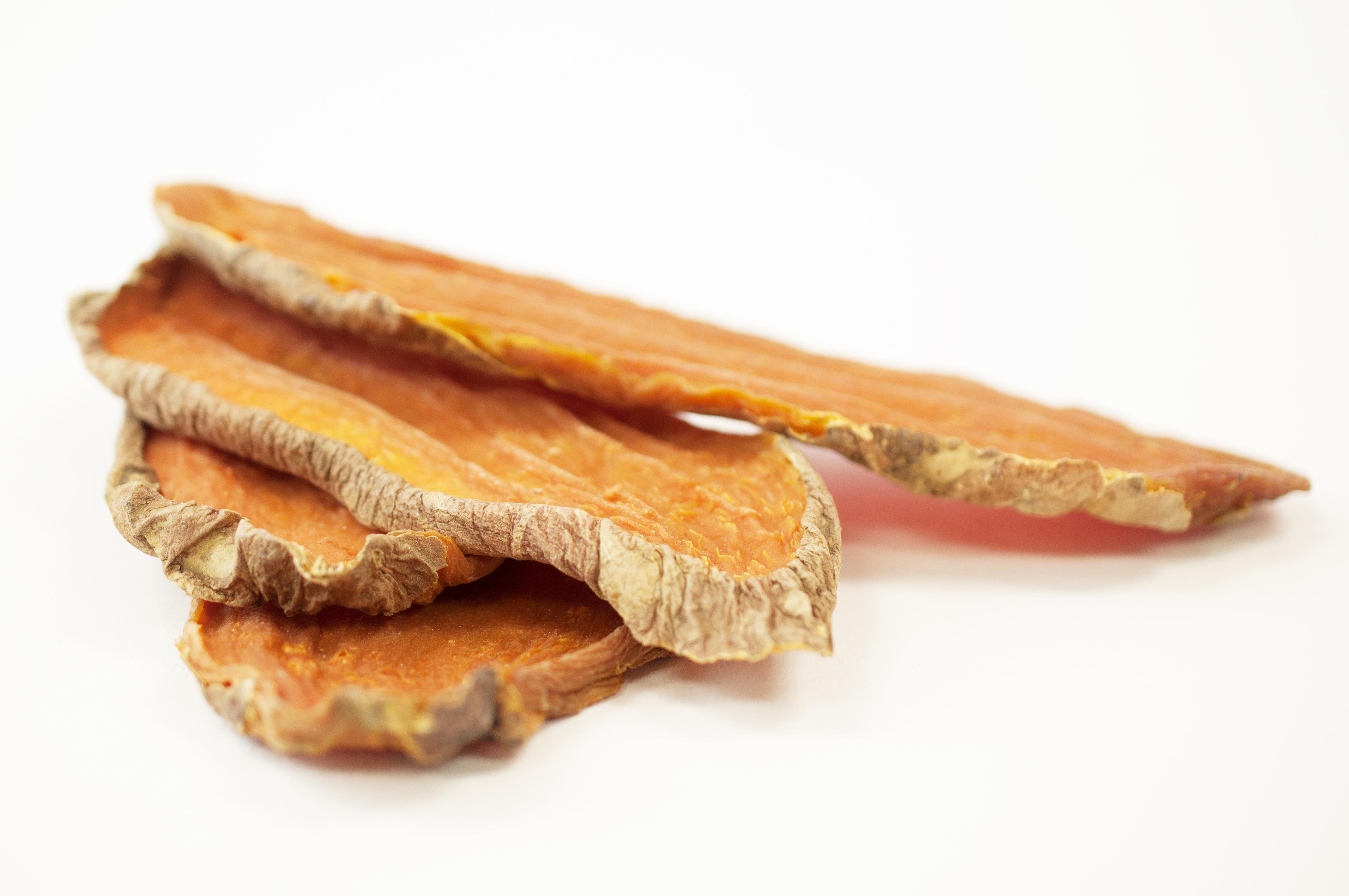 Raw Sweet Potato Dog Treats