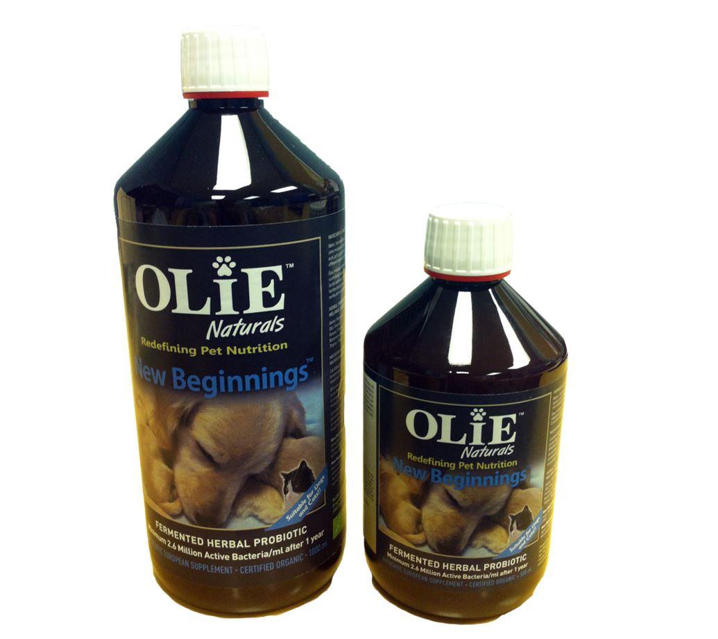 Olie New Beginnings Probiotic