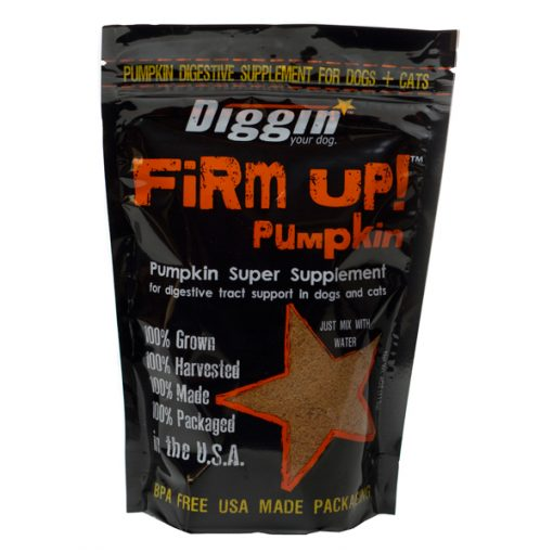 Diggin Pumpkin Digestive Supplement (Firm Up)