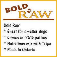 Bold Raw