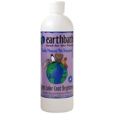 Earthbath Pet shampoo