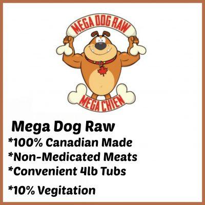 Mega Dog Raw
