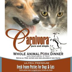 Carnivora Pork Dinner