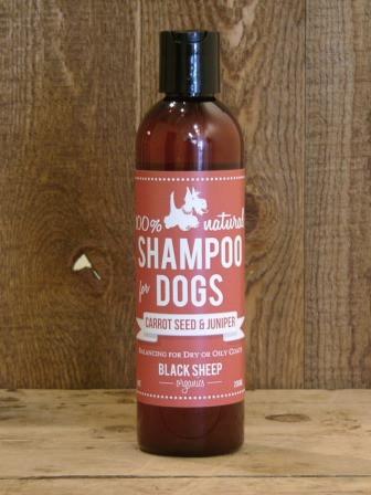 Black Sheep Organics Dog Shampoo