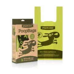 Earth Rated Handle Poop Bags - Scented