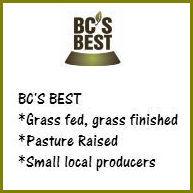 BC'S BEST Dog Cuisine