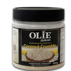 Coconut Crumble