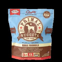 Primal Raw Quail