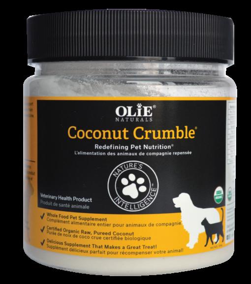 Olie Naturals Coconut Crumble