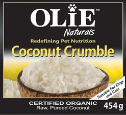 coconut crumble