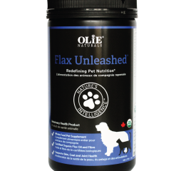 Olie Naturals Flax Unleashed